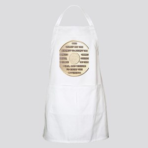 COIN SERENITY Apron