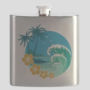 Beach1 Flask