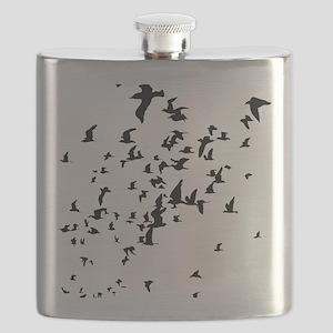 Birds Flask