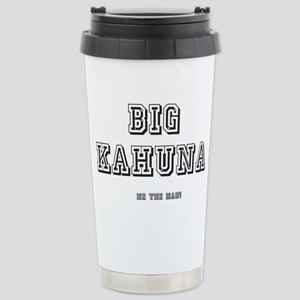 BIG KAHUNA Stainless Steel Travel Mug