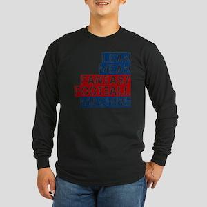 lean mean ff machine Long Sleeve Dark T-Shirt