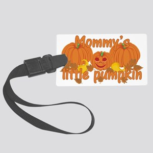 Mommys Little Pumpkin Large Luggage Tag