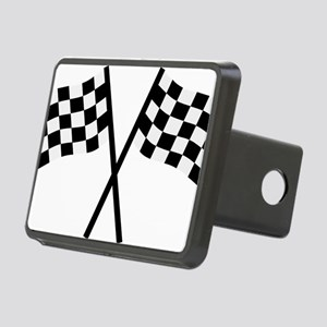 goal_flags Rectangular Hitch Cover
