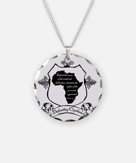 africa_final Necklace
