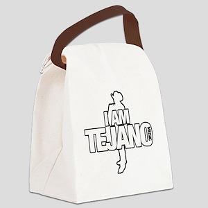 IAMTEJANO Canvas Lunch Bag