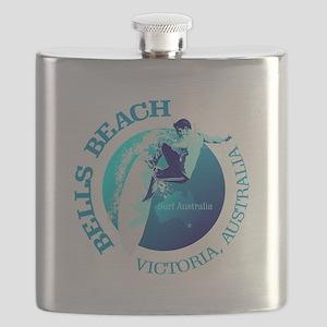 Surf Bells Beach Flask