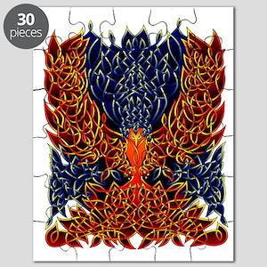 Celtic Phoenix Puzzle