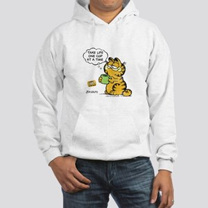 One Cup at a Time Hooded Sweatshirt