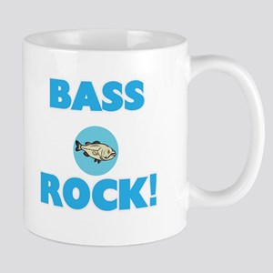 Bass rock! Mugs