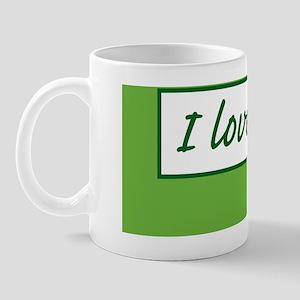 I-love-me Mug