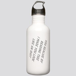 difficult Stainless Water Bottle 1.0L