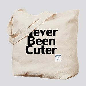 NeverBeenCuter Tote Bag