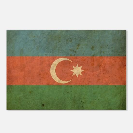 VintageAzerbaijan3 Postcards (Package of 8)