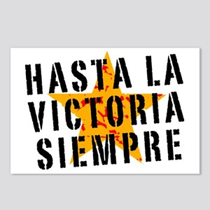 Hasta la victoria siempre Postcards (Package of 8)
