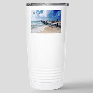 Bahamas2 Stainless Steel Travel Mug
