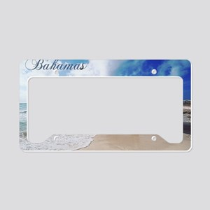 Bahamas2 License Plate Holder