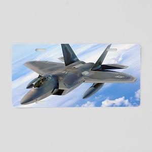 ab61 C-Lpst Aluminum License Plate