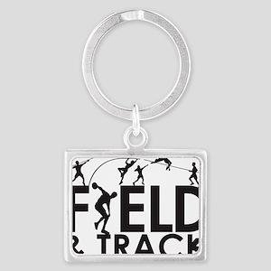 FieldandTrack Landscape Keychain