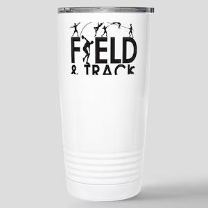 FieldandTrack Stainless Steel Travel Mug