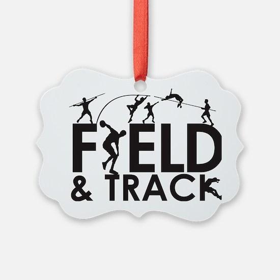 FieldandTrack Ornament