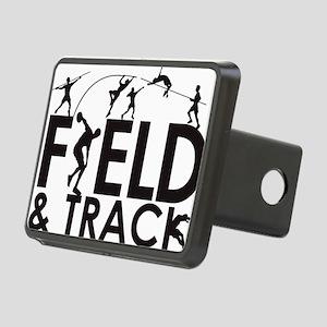 FieldandTrack Rectangular Hitch Cover