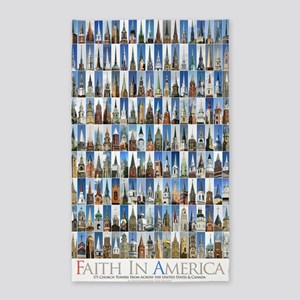 faith_in_america_28x42_lg 3'x5' Area Rug