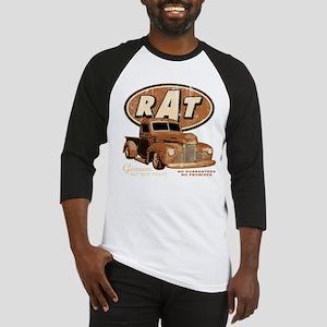 RATtruck-tee blk Baseball Jersey