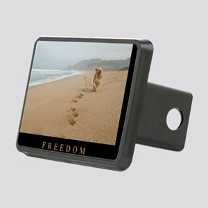 Poster_Freedom2 Rectangular Hitch Cover