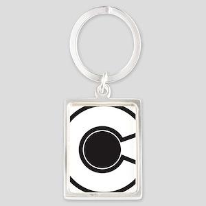 2-colorado C Portrait Keychain