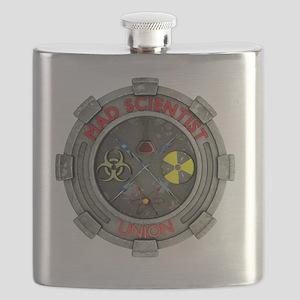 MSUShirt Flask