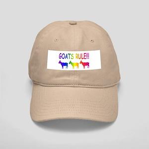 Goats Rule Cap