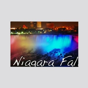 Niagara Falls Rectangle Magnet