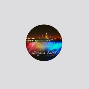 Niagara Falls Mini Button