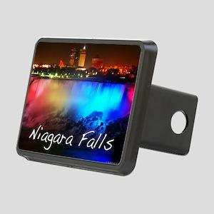 Niagara Falls Rectangular Hitch Cover