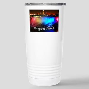 Niagara Falls Stainless Steel Travel Mug