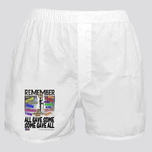 ALL GAVE SOME Boxer Shorts