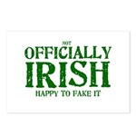 Officially Irish Postcards (Package of 8)