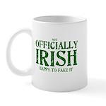 Officially Irish Mug