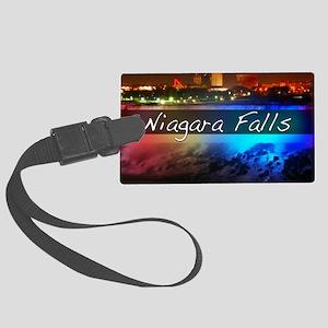 Niagara Falls Large Luggage Tag