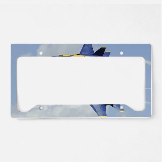 AB65 C-Lpst License Plate Holder