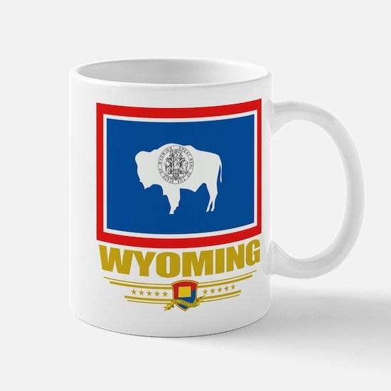 Wyoming Pride Mugs