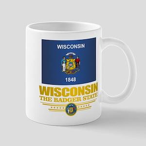 Wisconsin (v15) Mugs