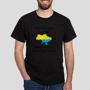 new_hurt_on_the_ukraine Dark T-Shirt