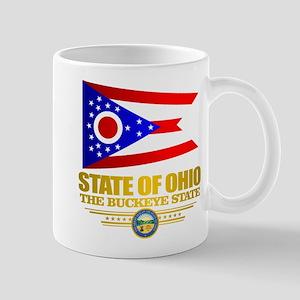 Ohio Flag Mugs