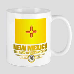 New Mexico Flag Mugs