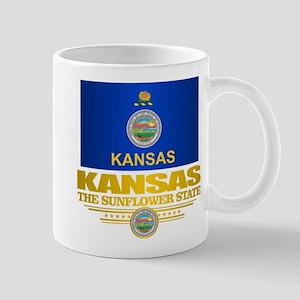 Kansas (v15) Mugs