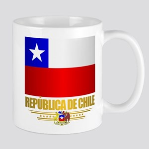 Flag of Chile Mugs