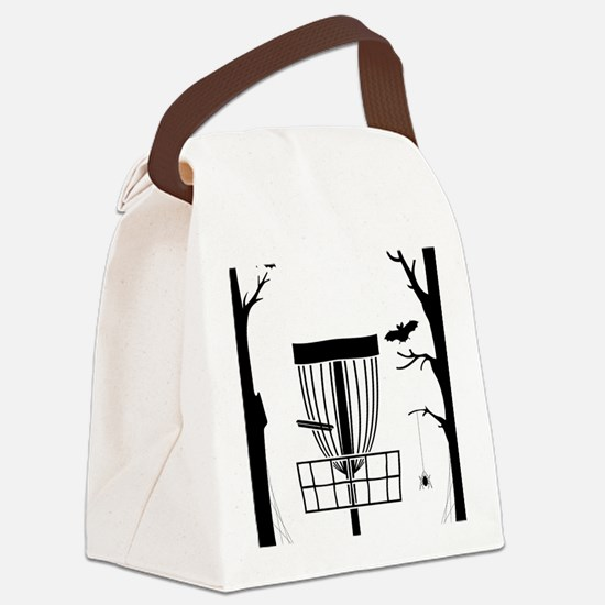 dg3black Canvas Lunch Bag