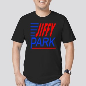 new_jiffy_park Men's Fitted T-Shirt (dark)