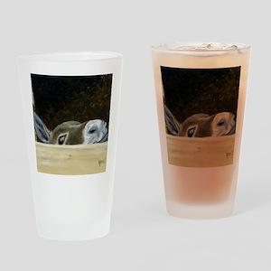 Iwannaseemousepad Drinking Glass